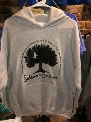 Salvatore Brothers Hoodie