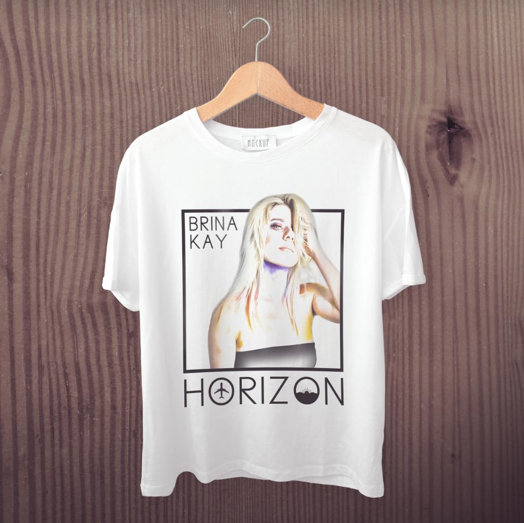 """""""Horizon"""" T-Shirt"""