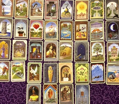 Lenormand - All Cards
