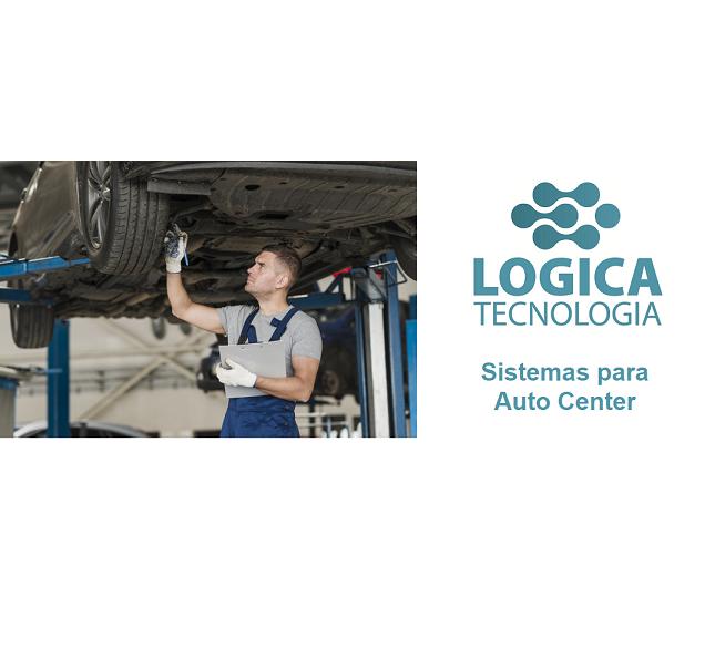 Auto Center Lógica System