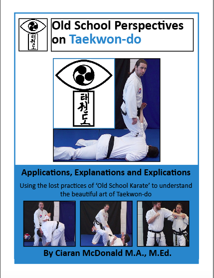 The best book on Taekwon-do in years!