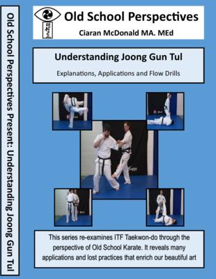 Online Course - Understanding Joon Gun Tul: Explanations, Applications and Flow Drills