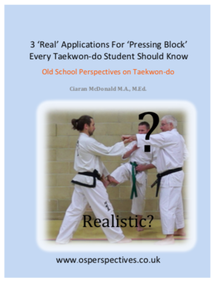 FREE eBook - Learn 3 'REAL' applications for the pressing block.