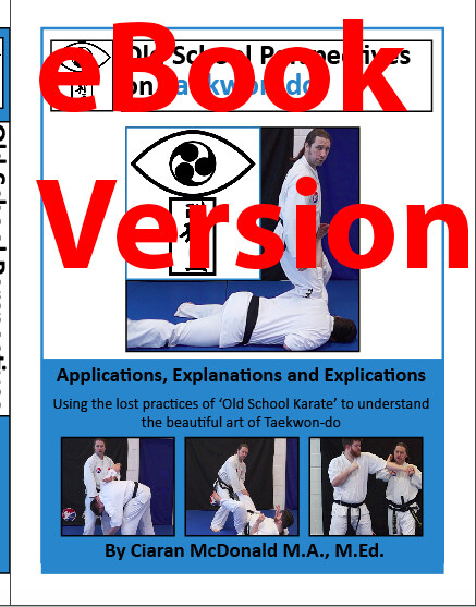 eBook Version - Old School Perspectives on Taekwon-do