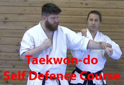 Online Course: TKD Self defence Drills.1