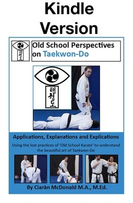 Kindle Version - Best Book on TKD in years