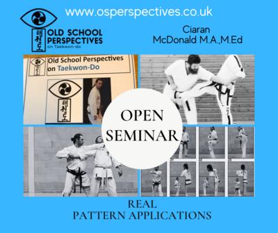 OSP Seminar Tickets - 17th October 2021