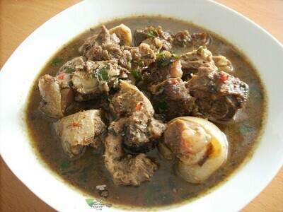 Goat Meat Pepper Soup