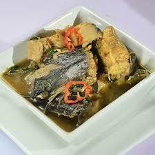 Croaker Fish Pepper Soup