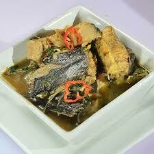 Croaker Fish Pepper Soup