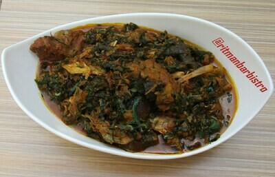 Ofe Owerri (Pot Service)