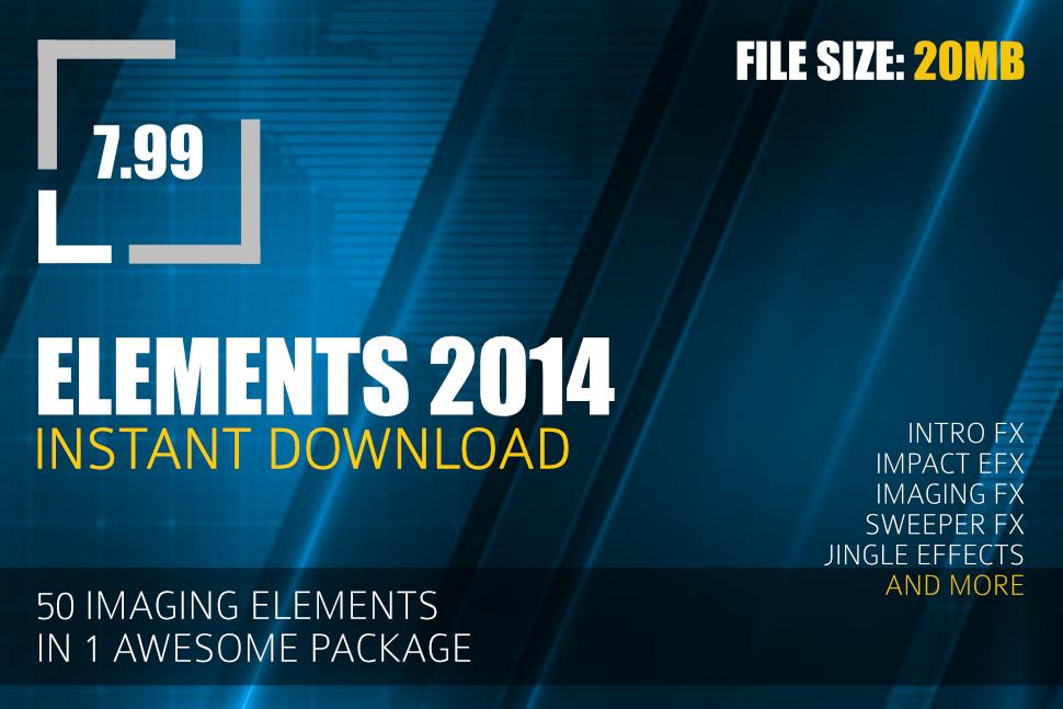Air Media - Elements 2014