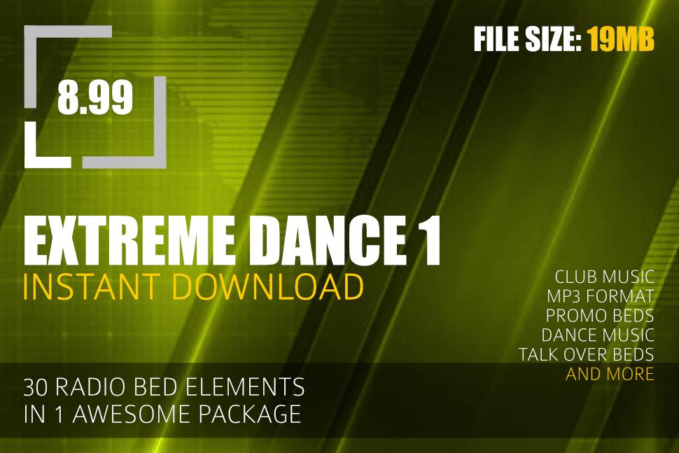 Air Media - Extreme Dance