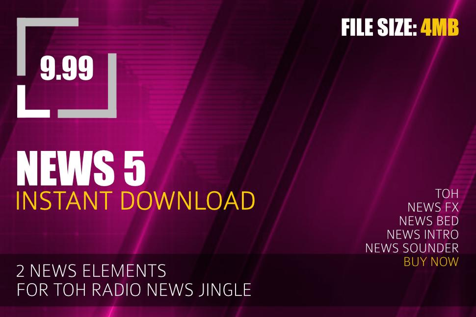 Air Media - News 5 Theme