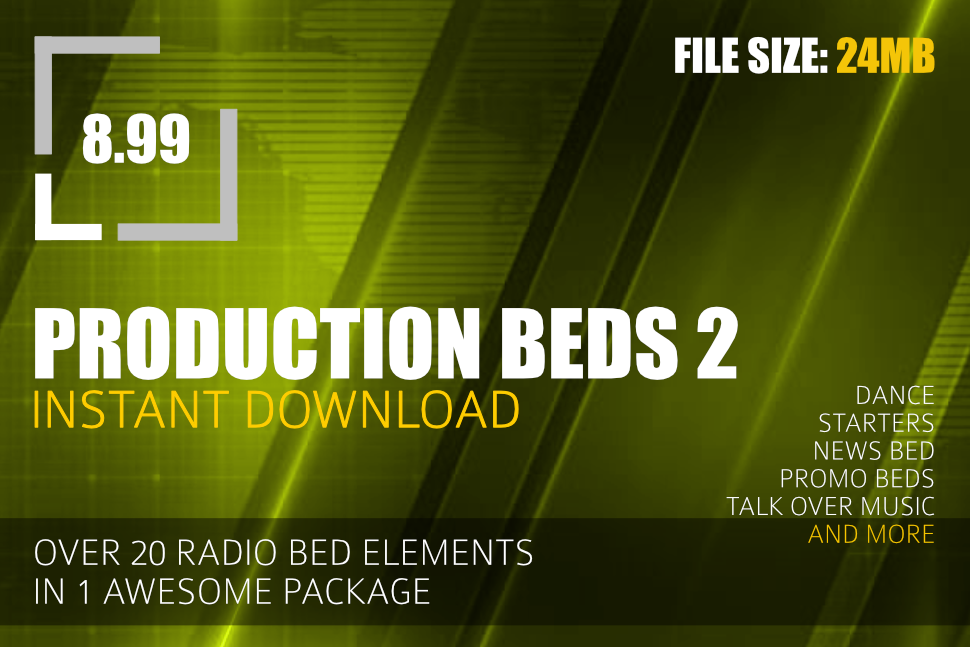 Air Media - Production Beds 2