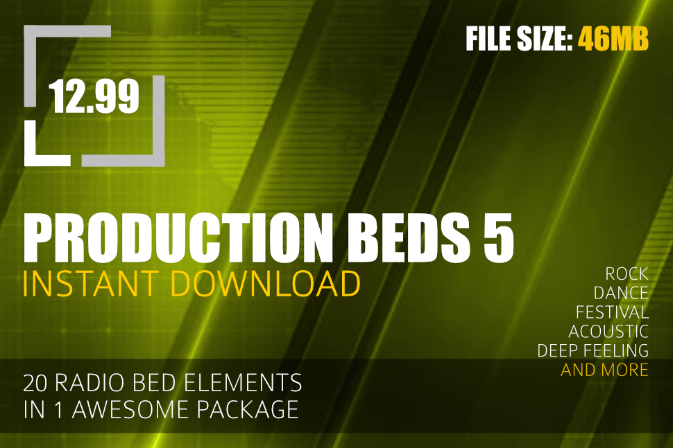 Air Media - Production Beds 5