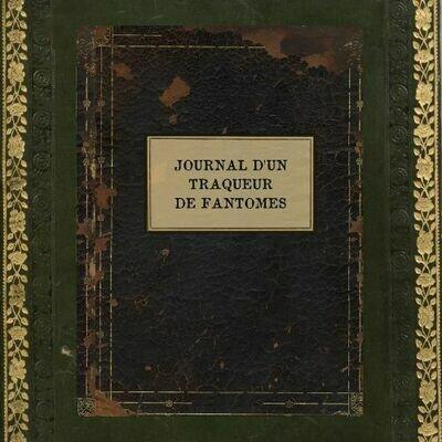 Journal d'un Traqueur de Fantômes - Helena Rimbauer
