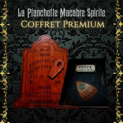 Coffret Premium Planchette Spirite