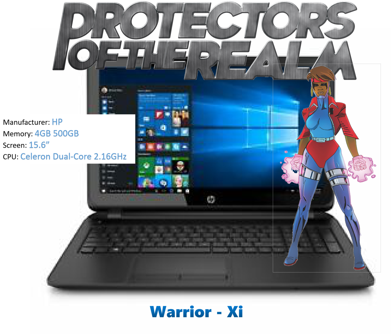 Warrior Princess - Xi - Speed