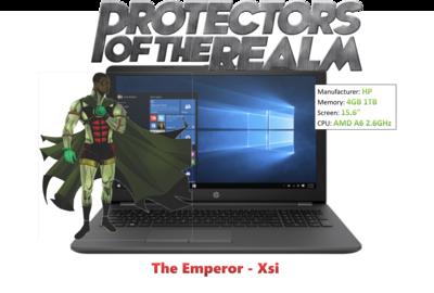 The Emperor - Xsi - Performance