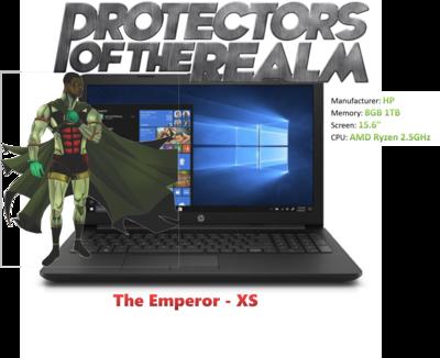 The Emperor - XS - Performance
