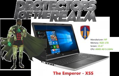 The Emperor - XSS - Performance