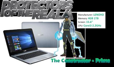 The Constructor - Prime - Design
