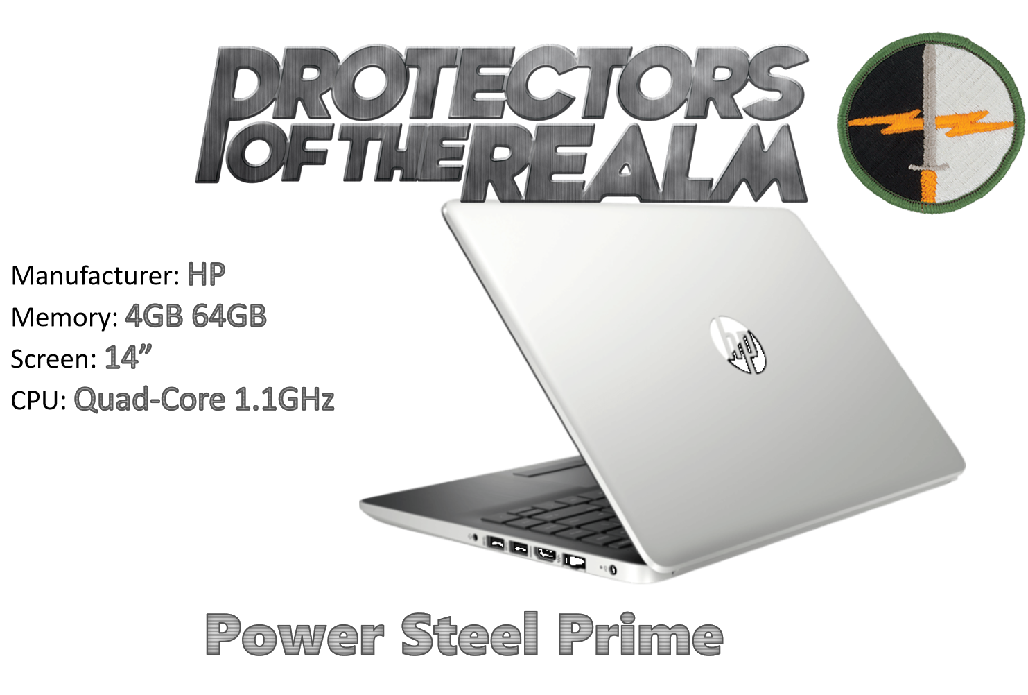Power Steel - Prime - Power