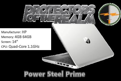Power Steel - Prime - Power
