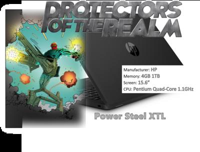 Power Steel - XTL - Power