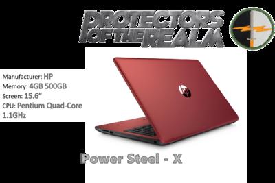 Power Steel - X - Power