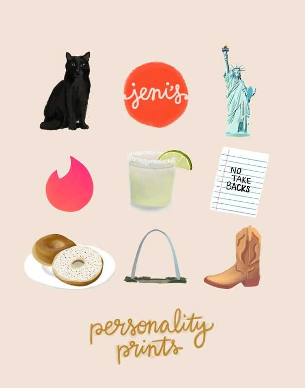 Personality Print