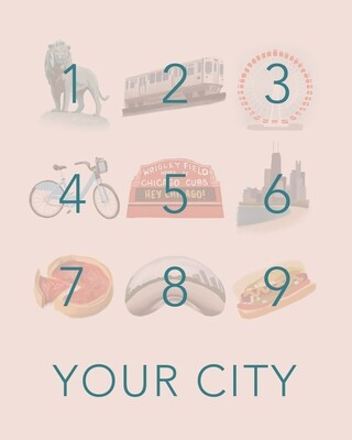 Custom City