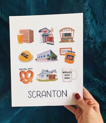 Scranton Print
