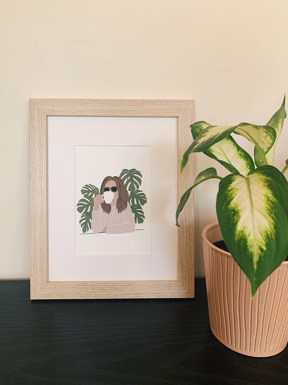 Coffee Break Print