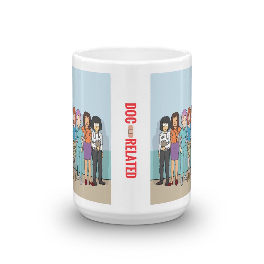 Mug- Characters