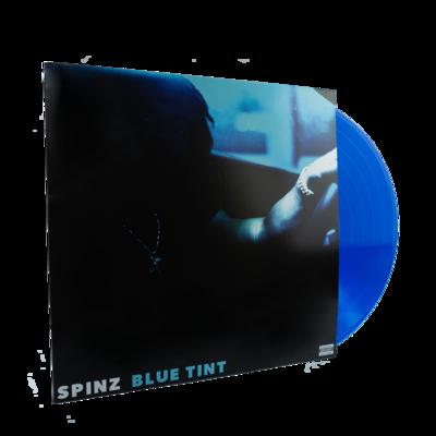 Spinz - Blue Tint Vinyl EP