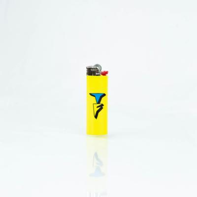 TF Stamped Bic Lighter