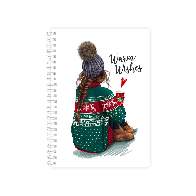 Планер неделя «Warm wishes» MyPPlanner А5