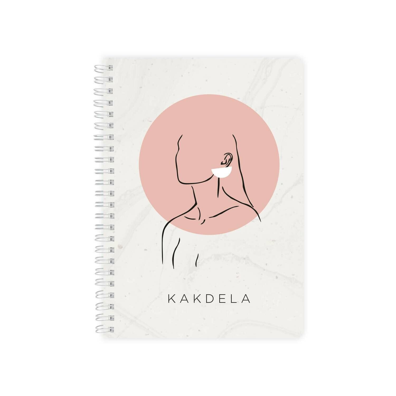 Планер блокнот еженедельник KAKDELA 1.0