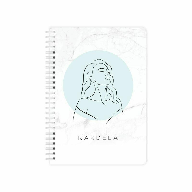 Купить Планер KAKDELA 2.0 с обложкой Мрамор