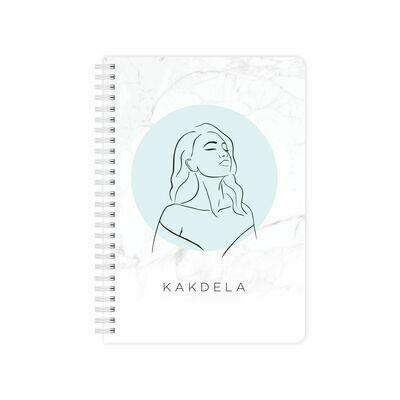 Планер KAKDELA 2.0 с обложкой