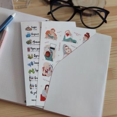 Конверт для стикеров и чек-листов