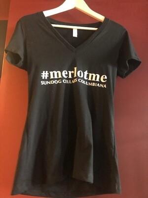 Merlot Me Women's T-Shirt
