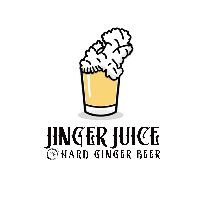 Jinger Juice Hard Ginger Beer