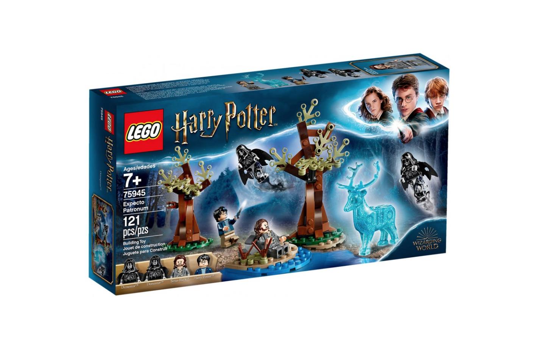 LEGO HARRY POTTER 75945 EXPECTO PATRONUM JOUET JEU JEUX CONSTRUCTION ENFANT NOEL NEUF 5702016368468 COMASOUND KARTEL