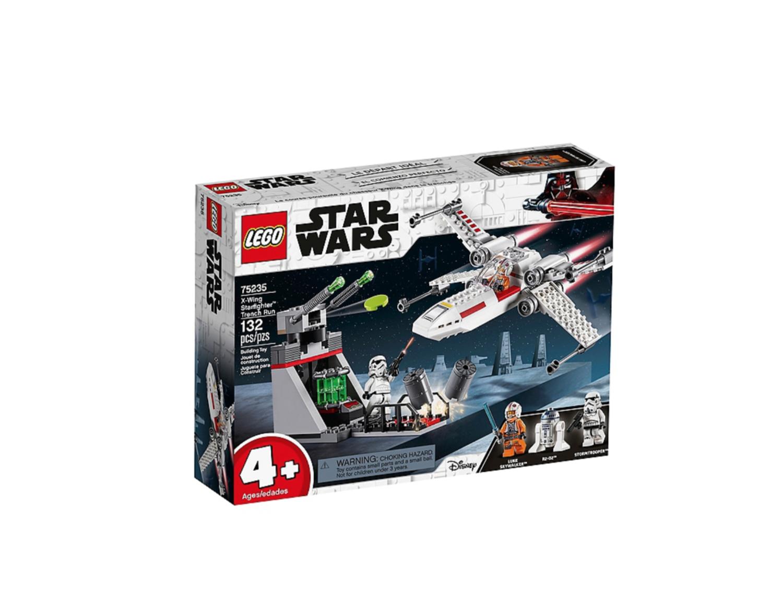 LEGO STAR WARS  X WING STARFIGHTER TRENCH RUN  JOUET JEU JEUX CONSTRUCTION ENFANT NOEL NEUF 5702016370416 COMASOUND KARTEL 75235