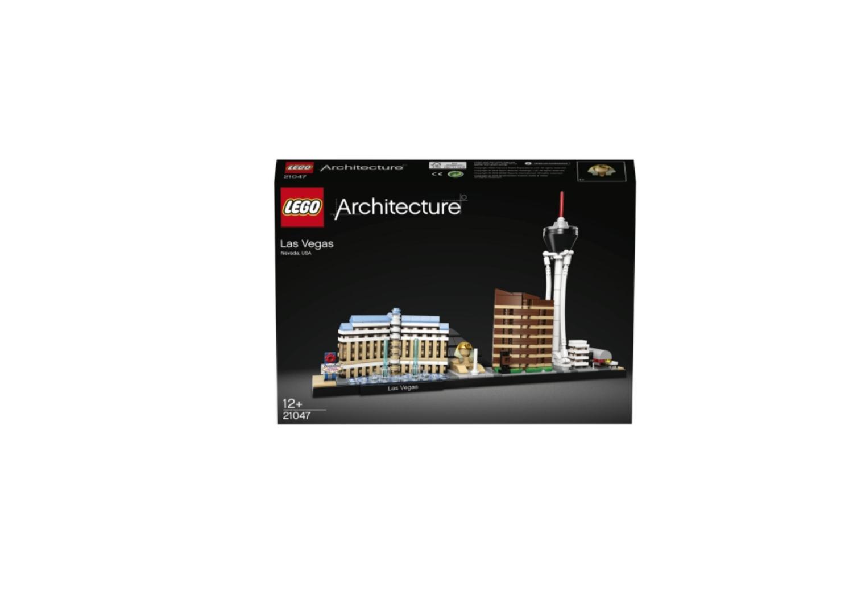 LEGO ARCHITECTURE LAS VEGAS USA 21047 JOUET JEU JEUX ITEM 6247223 CONSTRUCTION ENFANT NOEL NEUF 5702016348897 COMASOUND KARTEL