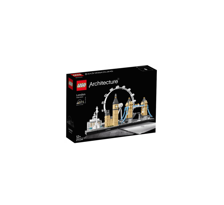 LEGO ARCHITECTURE LONDON GREAT BRITAIN 21034 JOUET JEU JEUX ITEM 6174059 CONSTRUCTION ENFANT NOEL NEUF 5702015865333 COMASOUND KARTEL