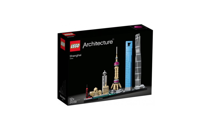 LEGO ARCHITECTURE SHANGHAI CHINA 21039 JOUET JEU JEUX ITEM 6213422 CONSTRUCTION ENFANT NOEL NEUF 5702016111880 COMASOUND KARTEL